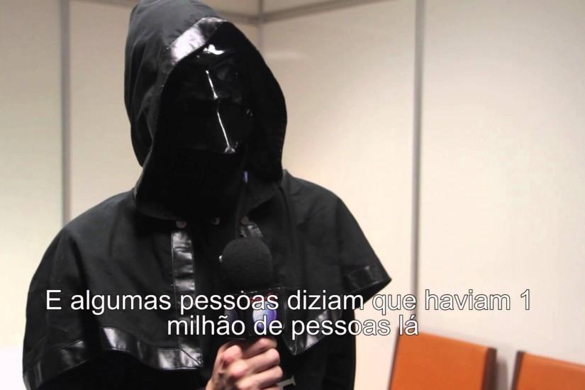 Rock in Rio entrevista: Nameless Ghoul (Ghost B.C.)