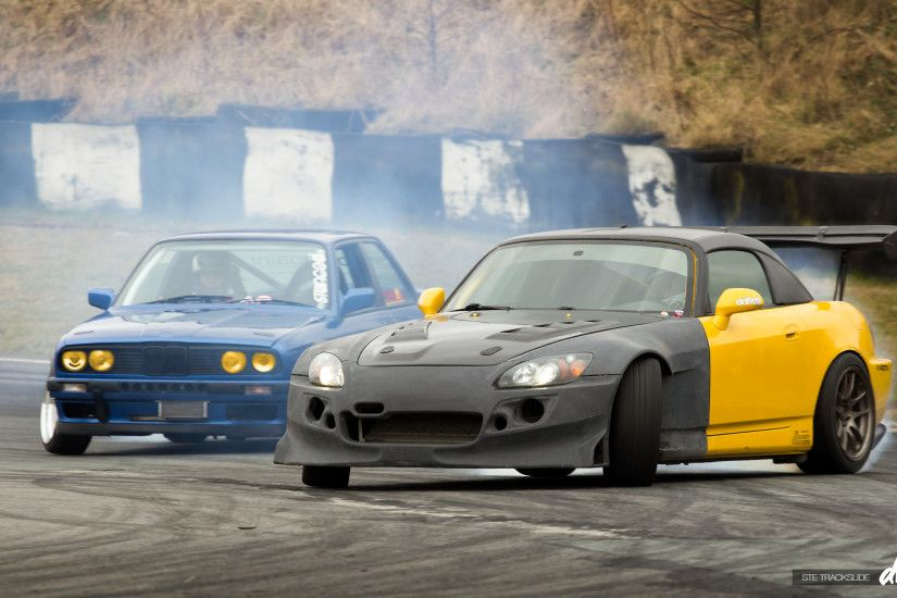 DESKTOP: Carbon S2K vs V8 E30