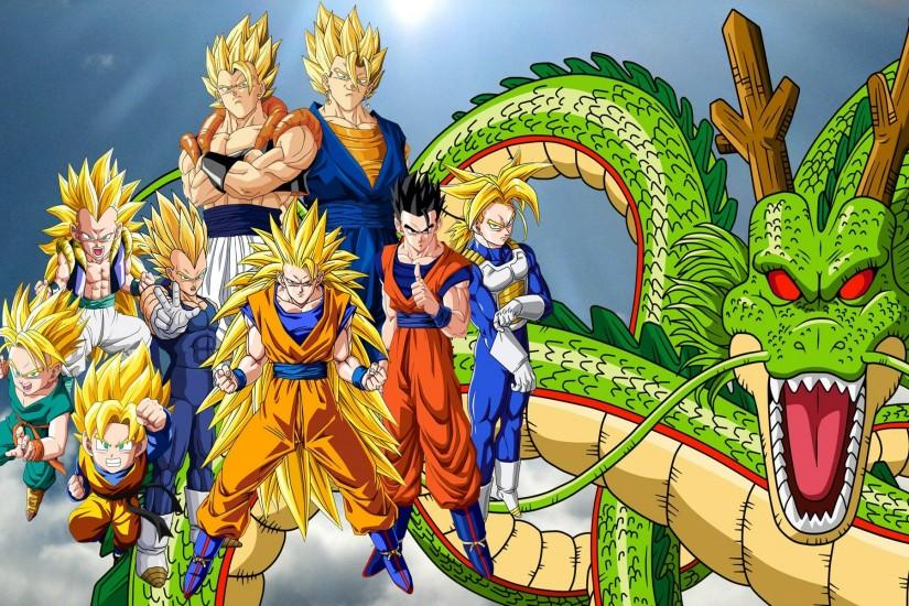 Dragon Ball Z wallpaper HD free download