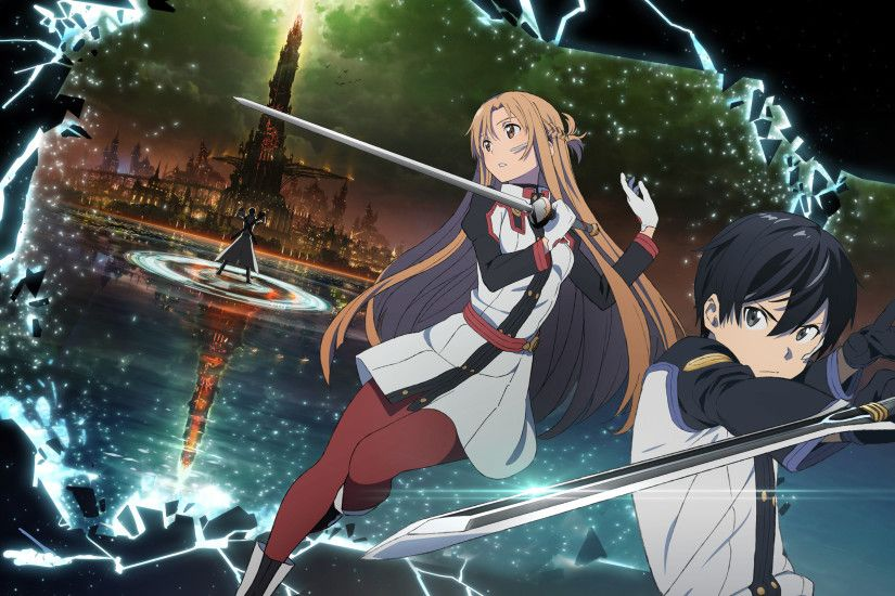 252 Sword Art Online Movie: Ordinal Scale HD Wallpapers | Backgrounds -  Wallpaper Abyss
