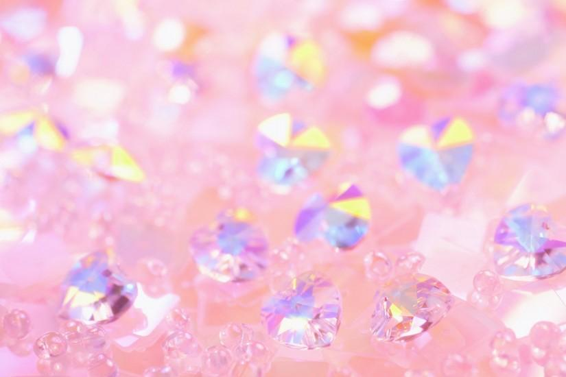 Sparkling Diamonds and Crystals - Romantic Sparkling Backgrounds 1920*1200  NO.34 Wallpaper