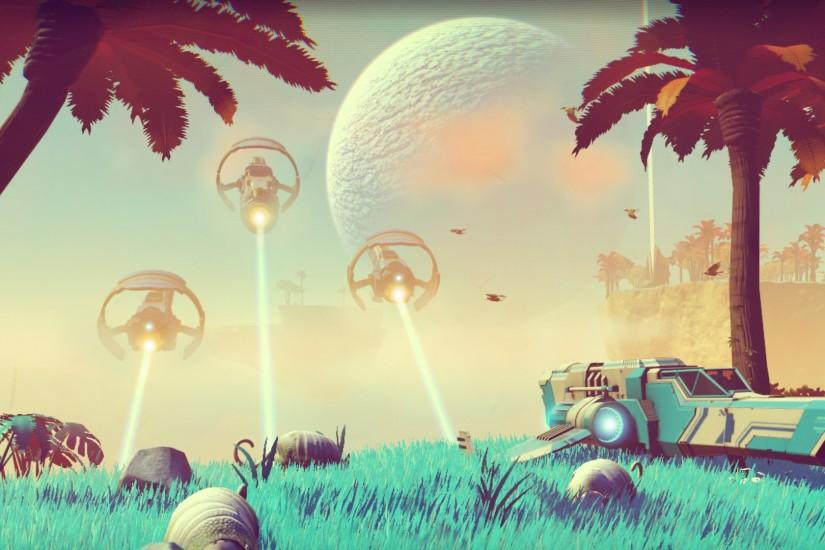 free download no mans sky wallpaper 1920x1080