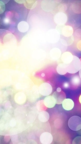 18 Blurred Gradient & Bokeh Lights Backgrounds Collection. Beautiful  Blurred Puple Bokeh Lights - @