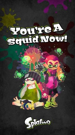 free download splatoon wallpaper 1240x2208 mobile