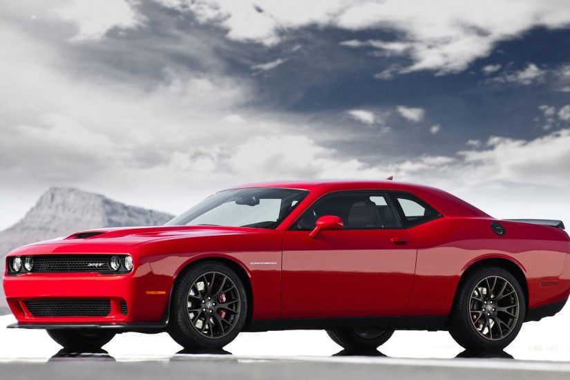 3840x2160 Wallpaper 2015, dodge, challenger, srt, hellcat