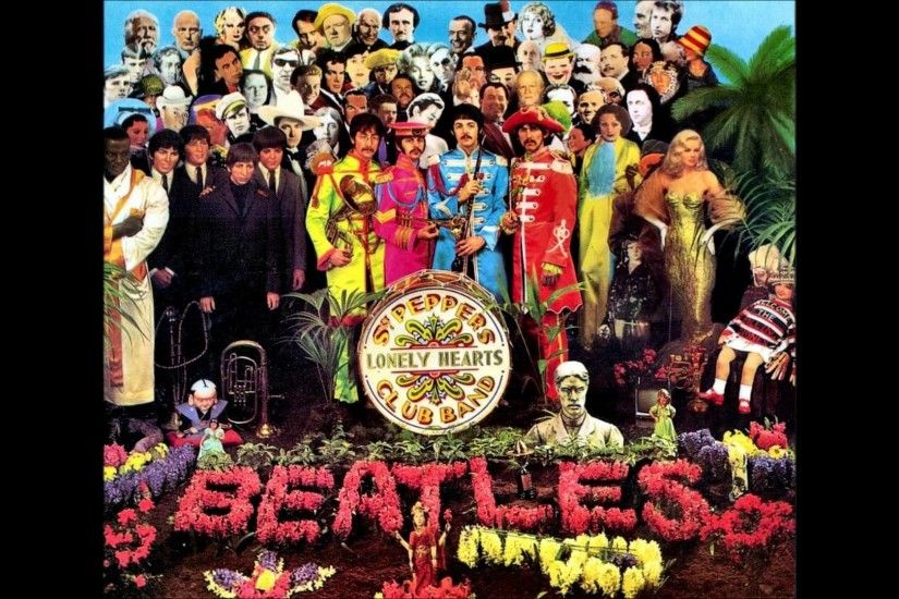 1920x1080 The Beatles - Sgt Pepper's Lonely Hearts Club Band (Album  Download)