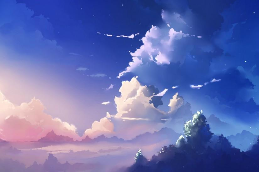 beautiful anime scenery wallpaper 1920x1080 images