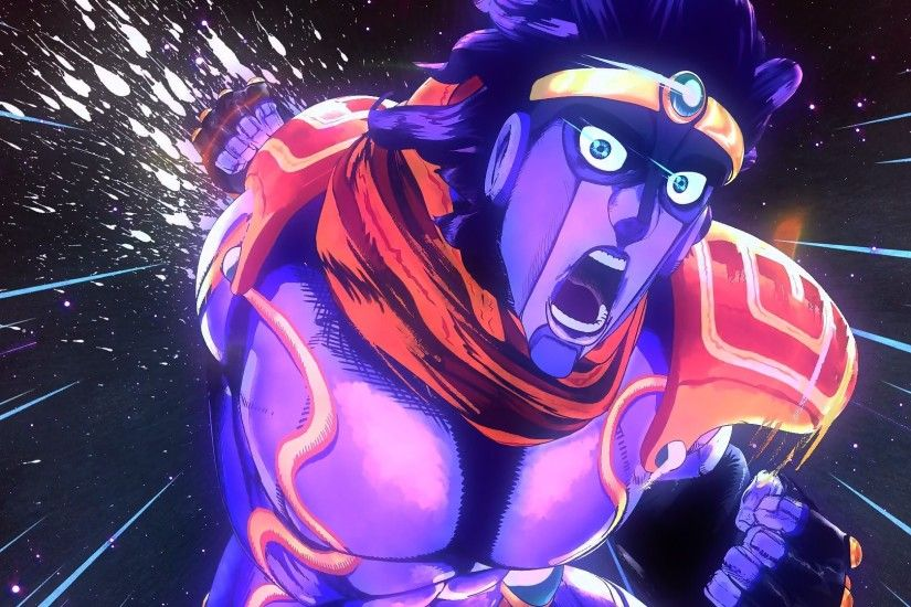 Anime 1920x1080 JoJo's Bizarre Adventure Star Platinum