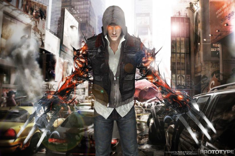 31 Prototype 2 HD Wallpapers | Backgrounds - Wallpaper Abyss ...