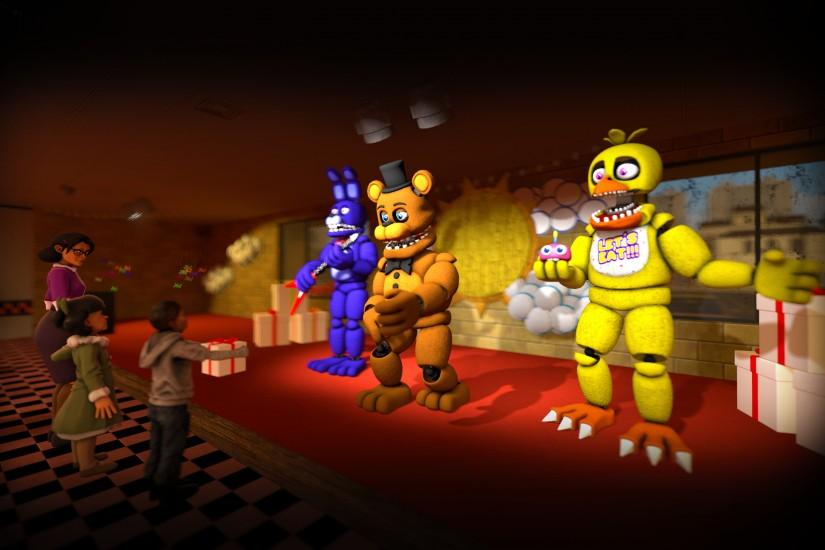 amazing fnaf wallpaper 3840x2160 for windows 7