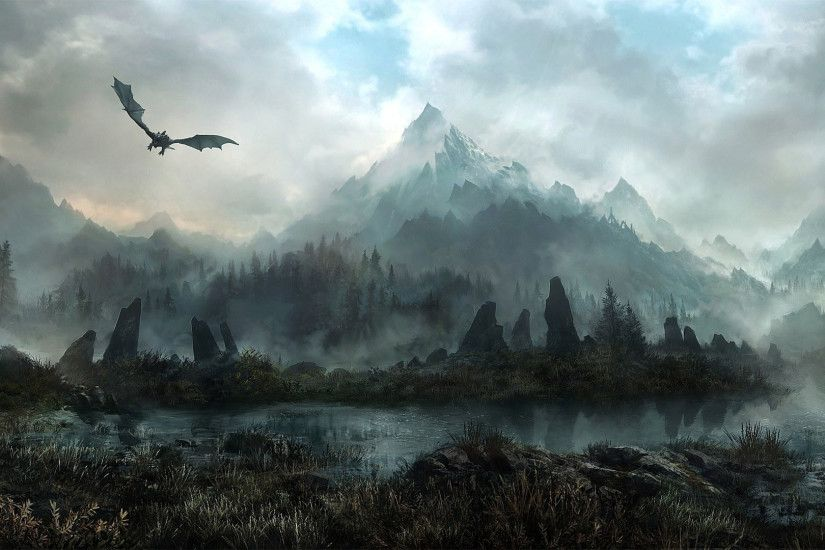 Skyrim Wallpaper Collection For Free Download