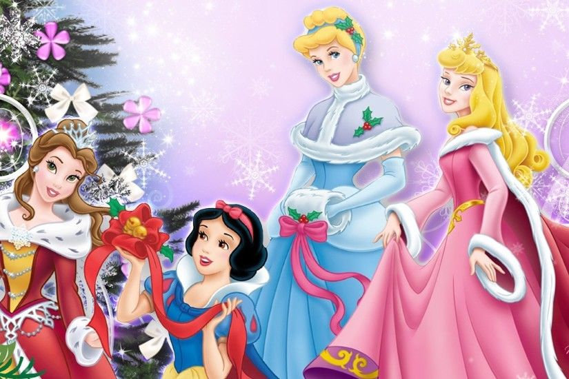 hd-wallpapers-download-cinderella-christmas-wallpaper-42144-1920x1080- ·  Christmas Wallpaper FreePrincess DisneyDisney ...
