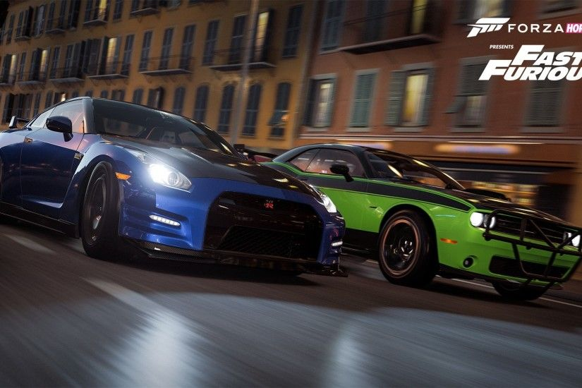 Forza Horizon 2, Video Games, Fast And Furious Wallpapers HD / Desktop and  Mobile Backgrounds