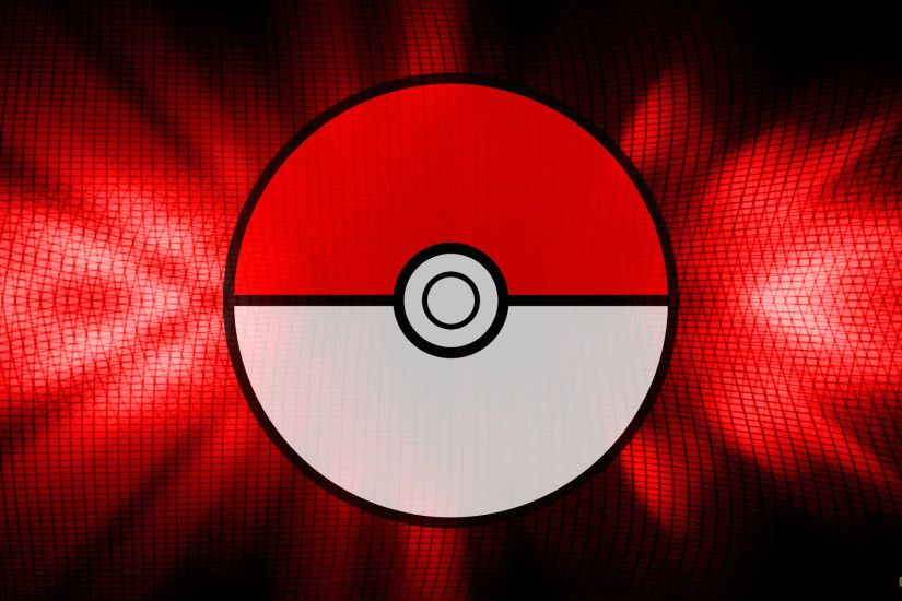 Pokeball Black Background - WallDevil ...