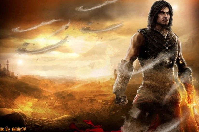 Prince Of Persia The Two Thrones Dark Prince HD desktop wallpaper 1920x1200