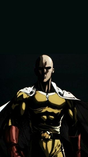 Rendered out some [ONE PUNCH MAN] wallpapers because not enough bald guys  in yellow leotard on this sub - Checkout…