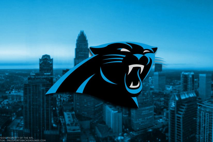... Carolina Panthers 2017 football logo wallpaper pc desktop computer