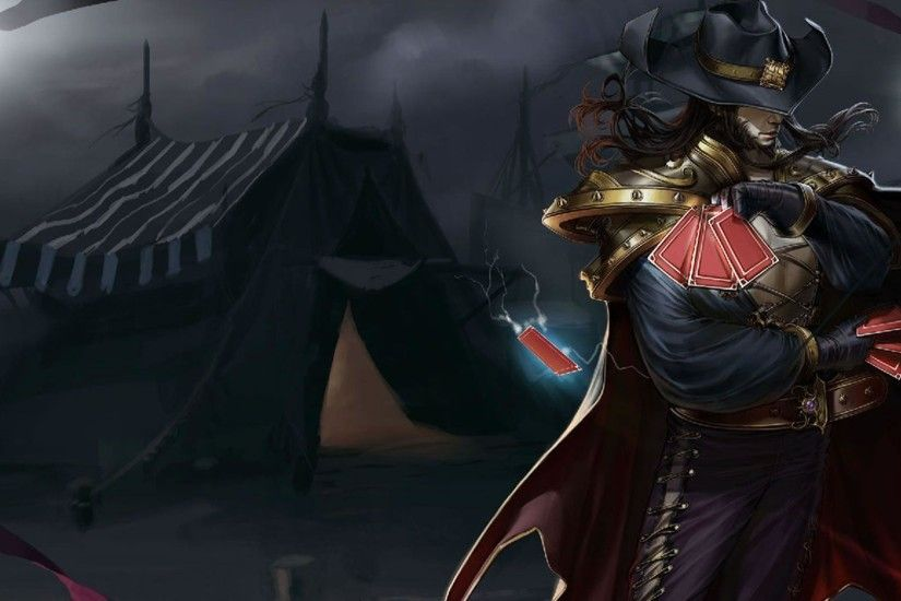 Twisted Fate Wallpapers - Wallpaper Cave Underworld Twisted Fate Wallpaper