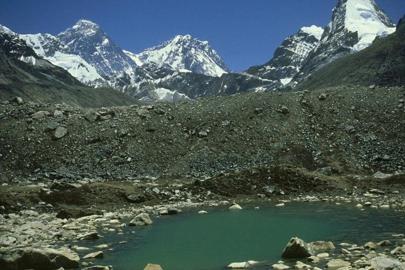 Mount Everest 489935