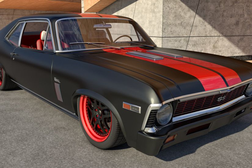 ... 1969 Chevy Nova SS by SamCurry