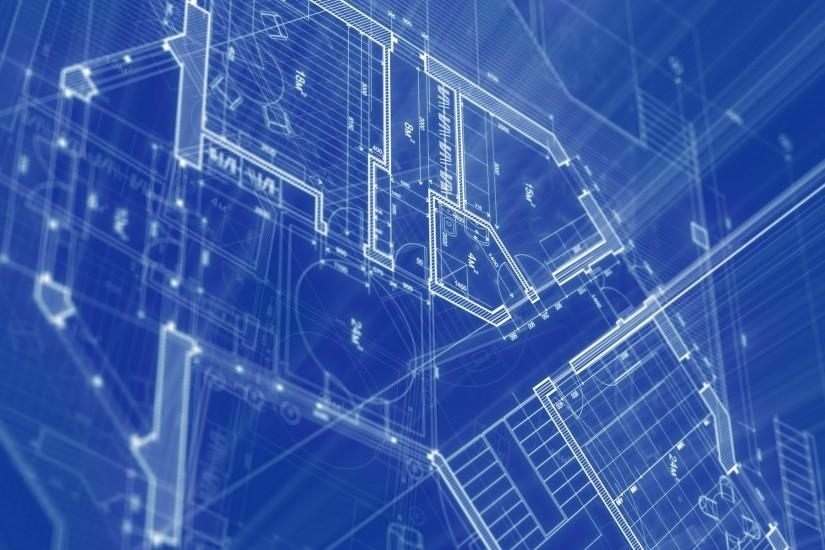 Blueprint Wallpaper | Wallpaper animated background architecture blueprint  photo fantasy .