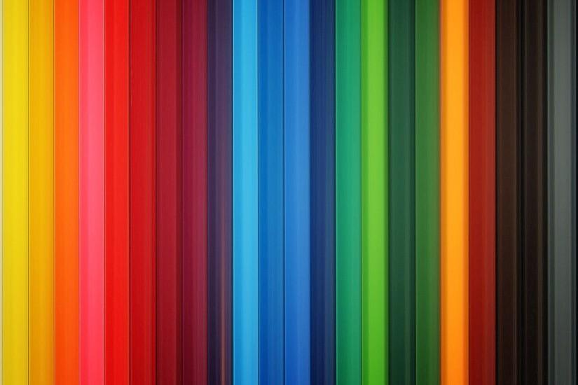Color Stripes desktop wallpaper