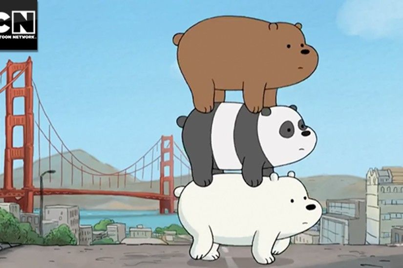 We Bare Bears | TALES OF URBAN HORROR