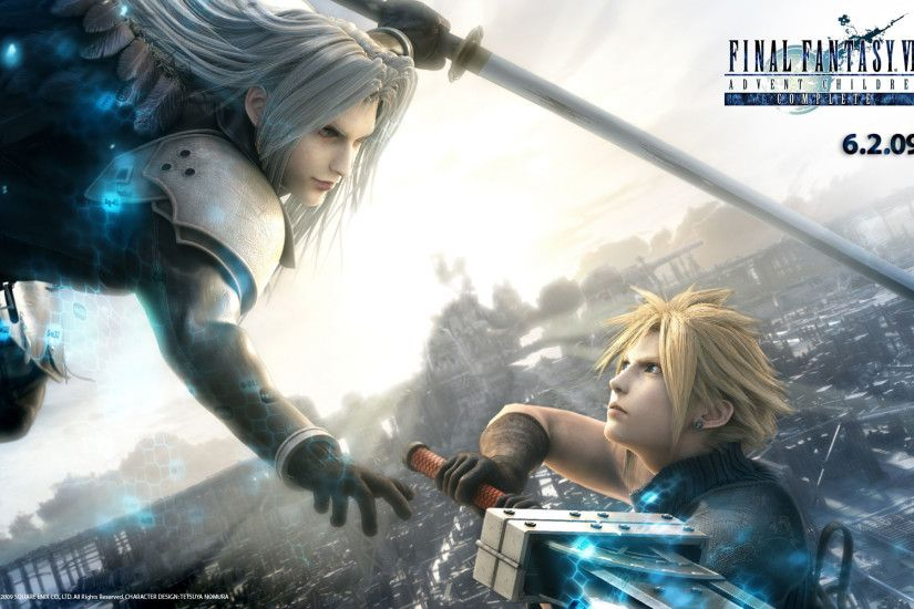 Final Fantasy Cloud Anime wallpaper. | HD Wallpapers | Pinterest | Final  fantasy cloud and Wallpaper