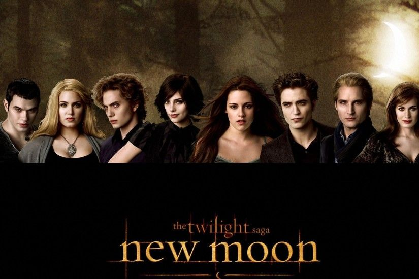 The Twilight Saga New Moon - Wallpapers – yoyowall.