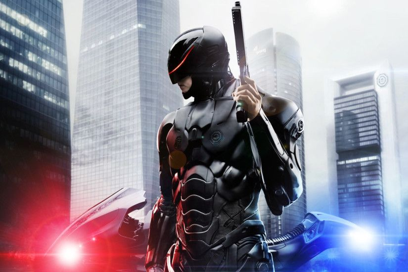 RoboCop 2014 HD desktop wallpaper : Widescreen : High Definition .
