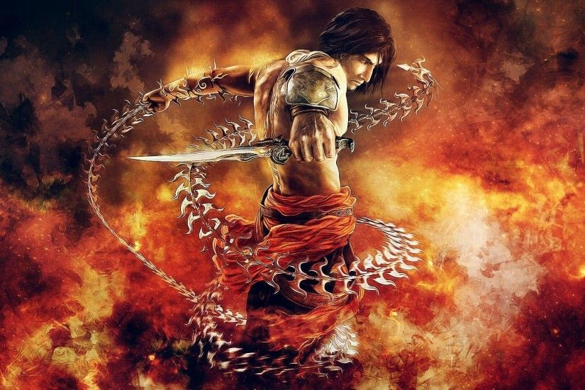 Images For > Prince Of Persia The Two Thrones Wallpaper