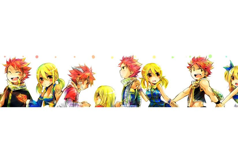 cute natsu dragneel and lucy picture fairy tail