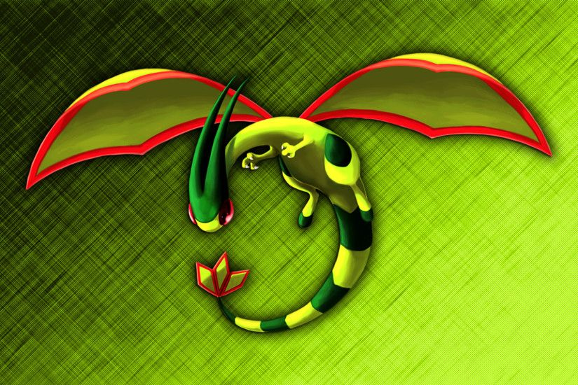 Pokemon Flygon Wallpaper