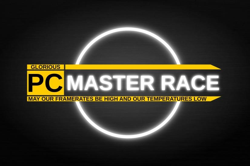 pc master race wallpaper 3840x2160 for iphone