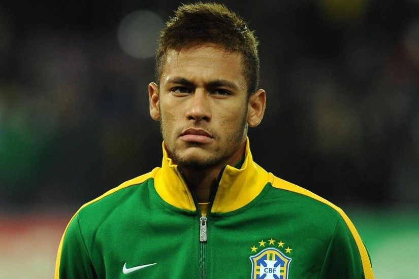 Neymar Brazil 2014 FIFA World Cup Wallpaper Free Download | walpic.
