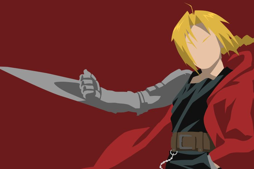 tonyp2121 12 1 Edward Elric Wallpaper Dark Red Version by tonyp2121