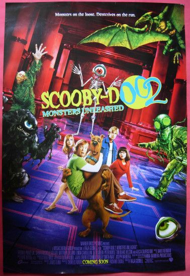 Scooby Doo 2 Movie