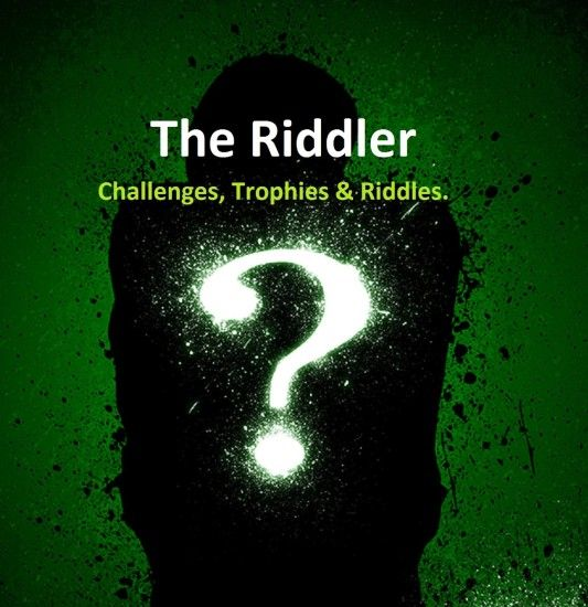 Riddler's Hostages Guide Riddle Me This Wallpaper Image Gallery - HCPR ...