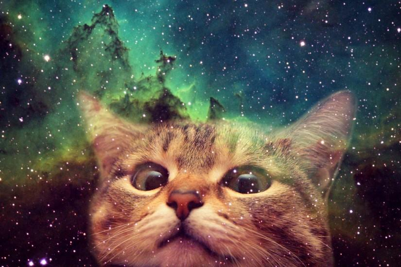 Awesome Cats In Space Wallpapers - Caveman Circus | Caveman Circus .