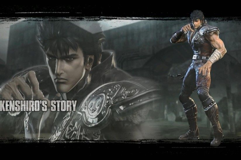 Fist of the North Star Ken's Rage Story Mode Kenshiro Longplay - YouTube