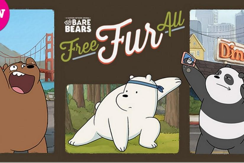 Ice Bear Rules All! | Free Fur All | We Bare Bears Cartoon Network Games -  YouTube