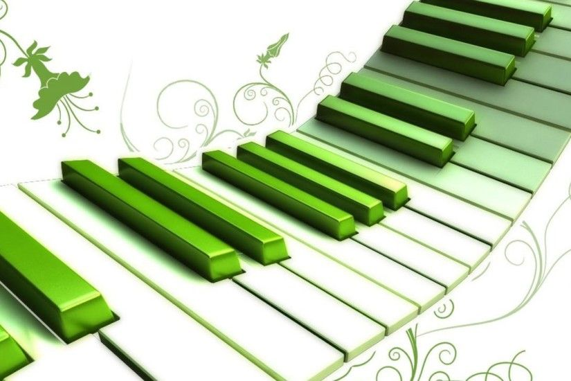 Preview wallpaper piano, keys, colorful, pattern 2560x1440