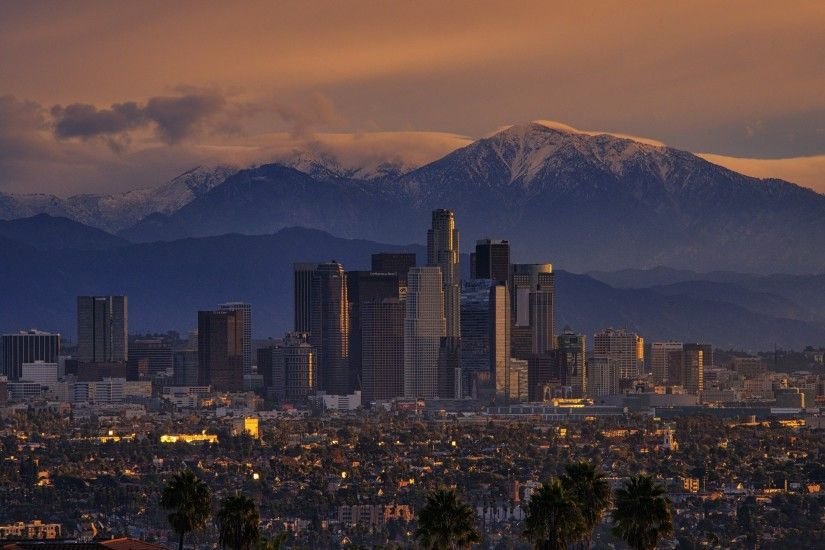 Los Angeles » Picturesmania.com » Free hd city wallpaper. City background,  landscape and nature wallpaper