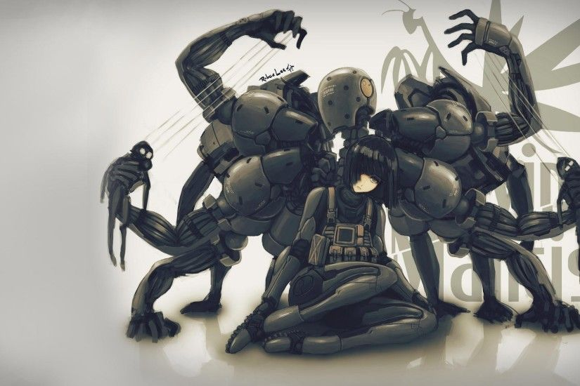 Screaming Mantis Metal Gear Solid wallpaper 1175063 1920x1080