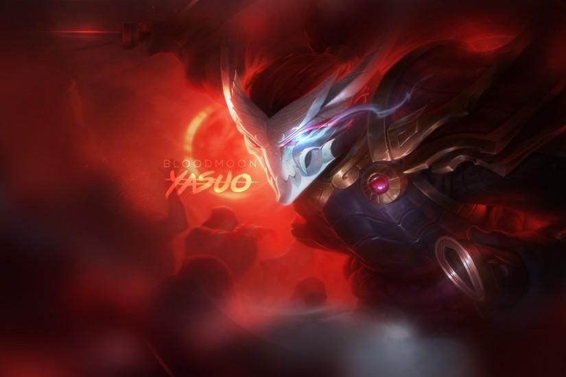 yasuo wallpaper 1920x1080 windows