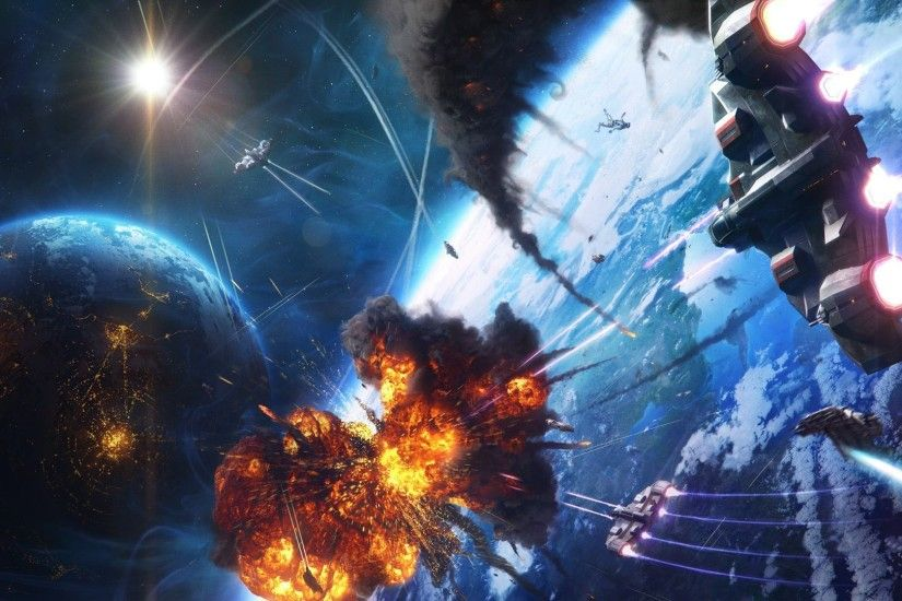 Space Battle wallpapers (69 Wallpapers)
