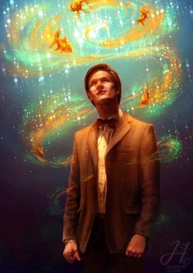 11 Doctor, Doctor Who fanart