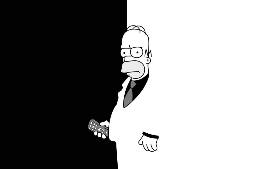 (2018, 22 April | 1920x1200) | Homer Simpson Wallpapers