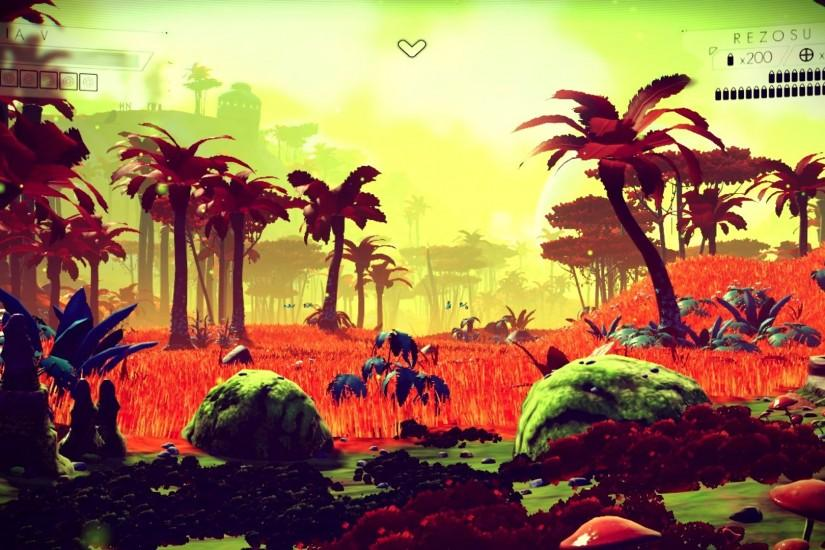 No Man's Sky - E3 Gameplay Video
