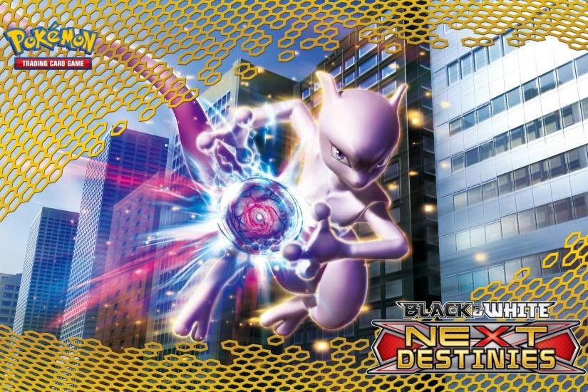 gorgerous mewtwo wallpaper 1920x1200